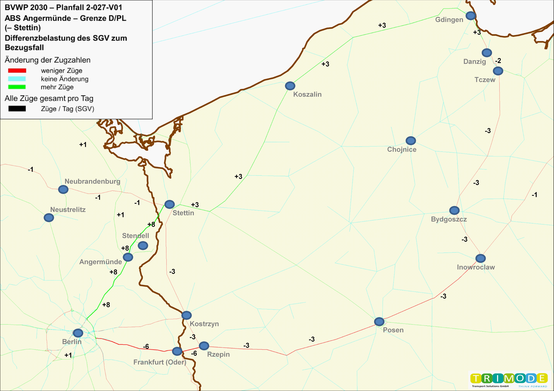 Bundesverkehrswegeplan 2030 – Projekt 2-027-v01