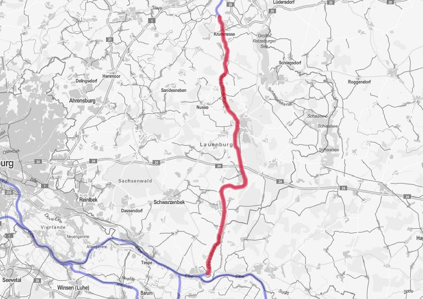 vordringlicher bedarf bundesverkehrswegeplan